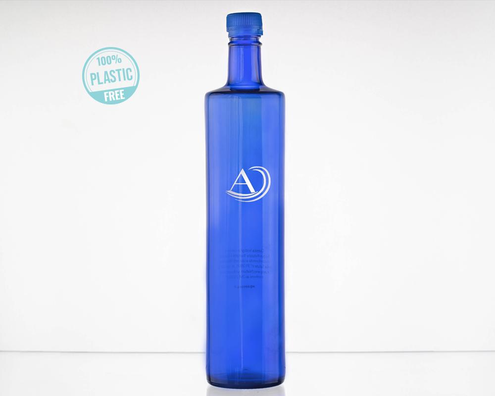 аксессуары-бутылка-синий